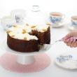 Łopatka do ciasta DE LUXE z ostrzem Kitchen Craft Sweetly Does It SDICSLICE
