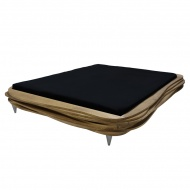 Łóżko 188 x 244 cm Gie El Organique