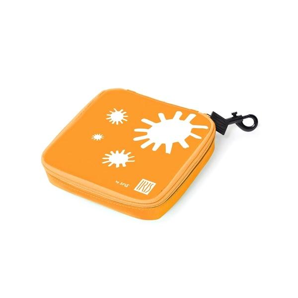 Lunch Bag na kanapkę Iris Infantil pomarańczowy 9910-T-08