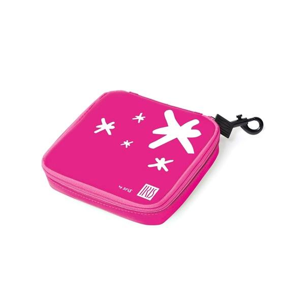 Lunch Bag na kanapkę Iris Infantil różowy 9910-T-03