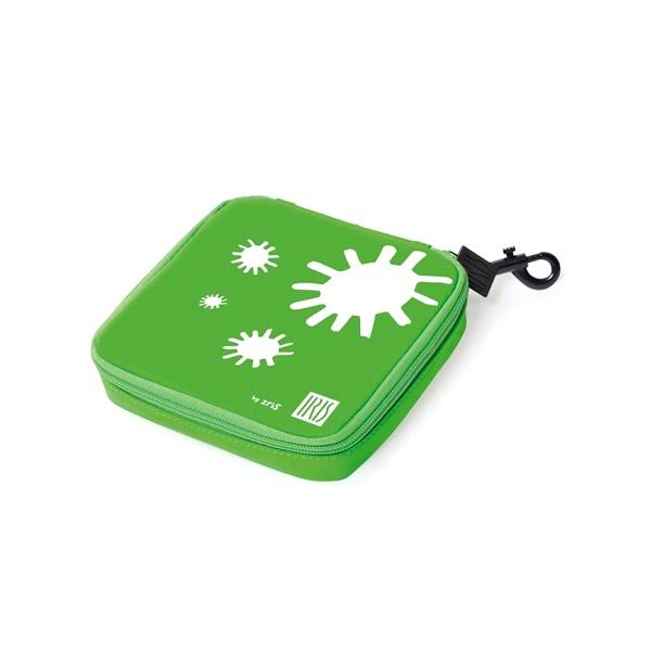 Lunch Bag na kanapkę Iris Infantil zielony 9910-T-04