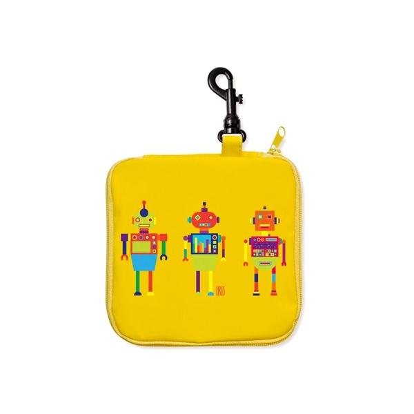 Lunch Bag na kanapkę Iris Snack Rico żółty 9916-TD-11