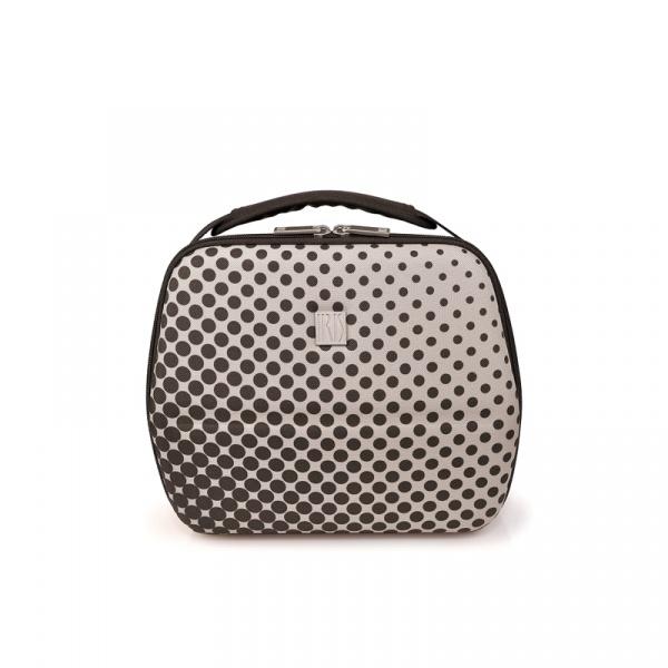 Lunch Box Iris Bag Eva In Milan czarny/szary 9825-TW