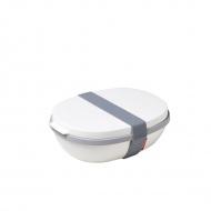 Lunchbox Ellipse Duo biały 107640030600