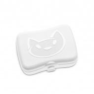 Lunchbox Koziol Miaou biały