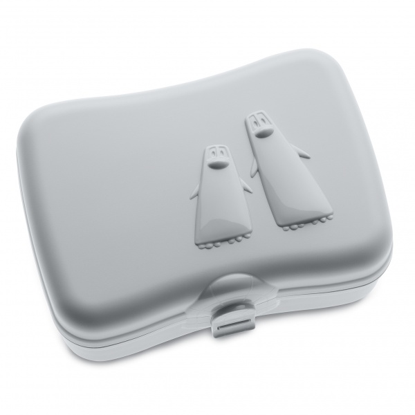 Lunchbox Koziol Ping Pong szary KZ-3150632