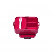 Lunchbox Take a Break Bento midi Nordic Red 107632174500