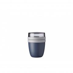 Lunchpot Ellipse mini Nordic Denim 107650016800