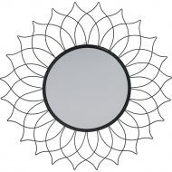 Lustro Intesi Mandala czarne