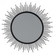 Lustro Intesi Shine czarne