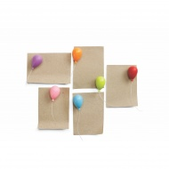 Magnesy Balloon kolorowe 10226-MX