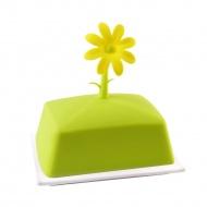 Maselniczka Livio kwiat limonkowa