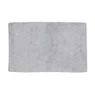 Mata łazienkowa 65x55 cm Kela jasnoszara