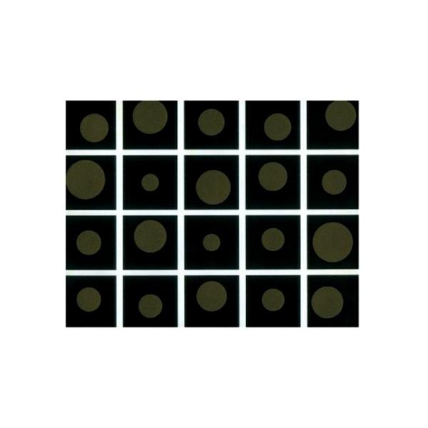 Mata na stół Goldy Images d'Orient 2 szt. E-PLA450022