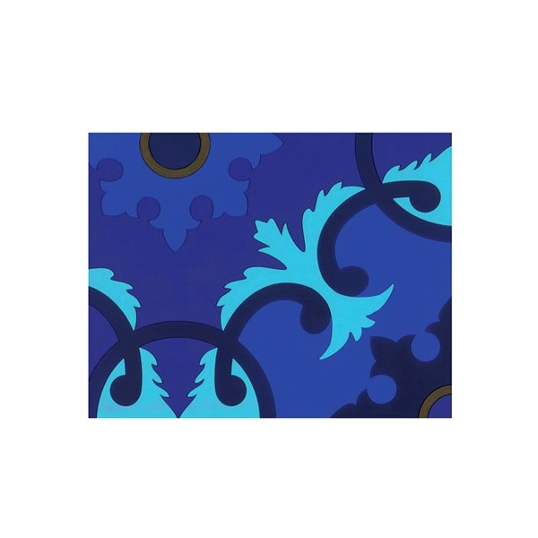 Mata na stół Zaffat Bluebird Images d'Orient 2 szt. E-PLA440122