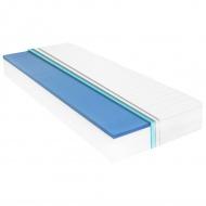 Materac, 80x200 cm, pianka memory visco, 18 cm
