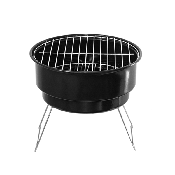 mini grill z torb termiczn 26 cm sagaform bbq czarny. Black Bedroom Furniture Sets. Home Design Ideas