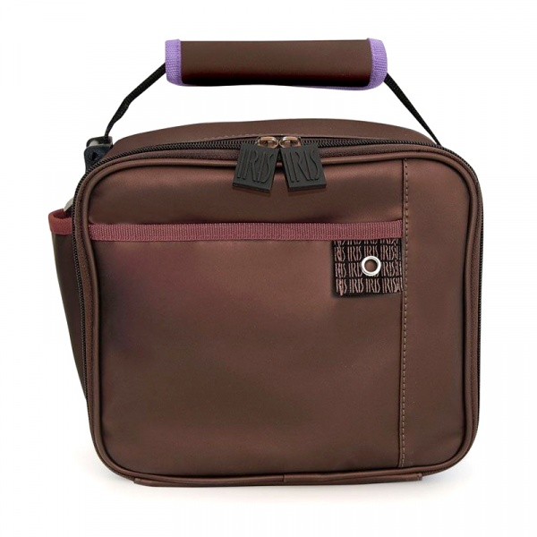 Mini Lunch Box Iris brązowy 9121-T