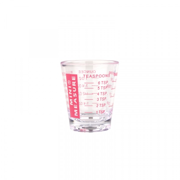 Mini miarka 30 ml Tala różowa 10A10155_PI