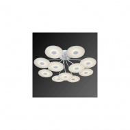 Minimalistyczna lampa LED wisząca VINYL 11
