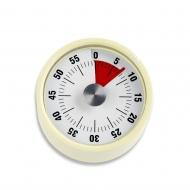 Minutnik mechaniczny 6x3,5cm ADE kremowy