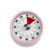 Minutnik mechaniczny 6x3,5cm ADE różowy