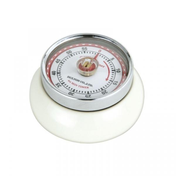 Minutnik z magnesem Zassenhaus Speed kremowy ZS-072334