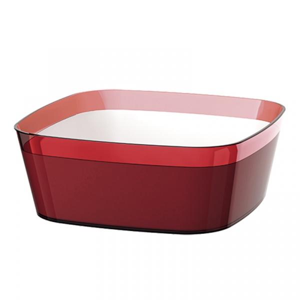 Misa na sałatę 22 cm EMSA Venice czerwona EM-512911