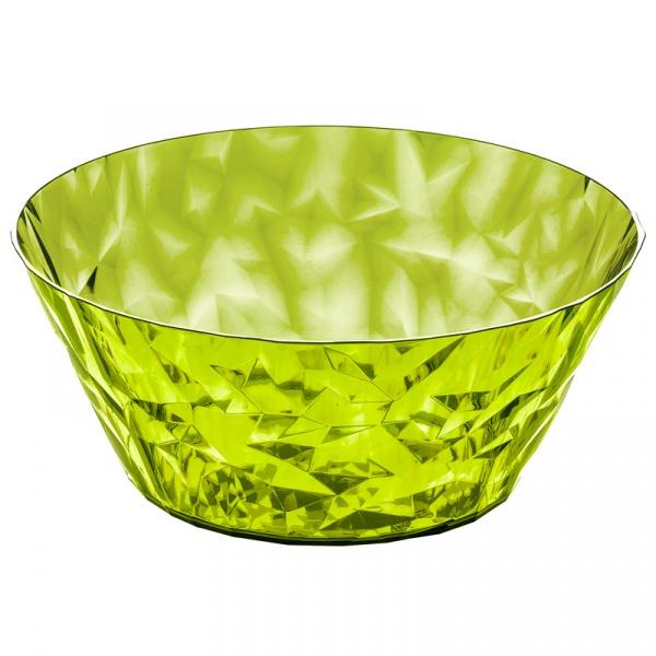 Misa sałatkowa 3,5 L Koziol CRYSTAL 2.0 zielona KZ-3572588