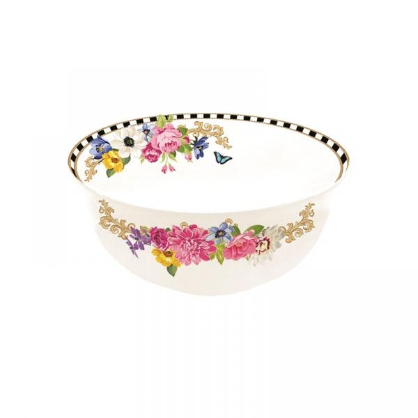 Miseczka porcelanowa 11,5cm Nuova R2S Flowers Glamour 960 GLUR