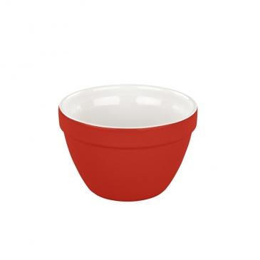 Miska ceramiczna 0,6 l Tala Retro czerwona