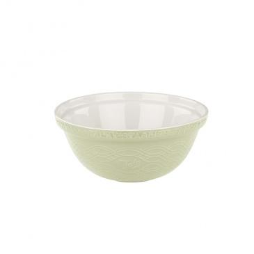 Miska ceramiczna 2,8 l Tala Retro pistacjowa