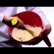 Miska kuchenna z uchwytem 3,5 L Koziol MIXXX malinowa KZ-3853583