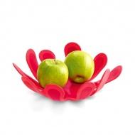 Miska L Philippi Flower Bowl czerwona