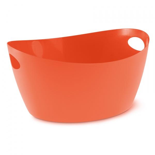 Miska łazienkowa Koziol Bottichelli L pomarańczowo-czerwona KZ-5730633