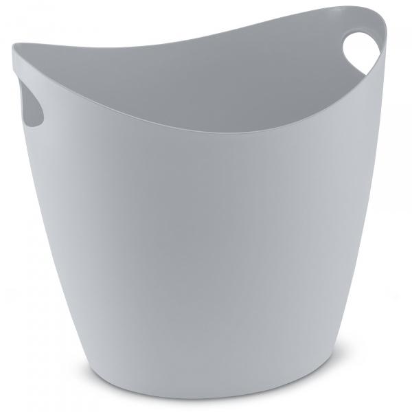 Miska łazienkowa Koziol Bottichelli XL szara KZ-5736632