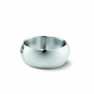 Miska stalowa BO Philippi 8,5cm srebrna