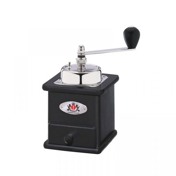 Młynek do kawy 20 cm Zassenhaus Brasilia czarny ZS-040166