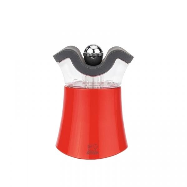 Młynek do pieprzu + solniczka 8 cm Peugeot Pep's czerwony PG-30902