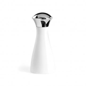 Młynek do soli SIGNATURE 16,5 cm Robert Welch biały średni