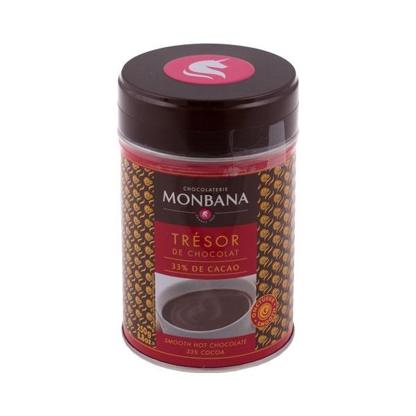 Monbana czekolada w proszku Tresor CD-121M098N