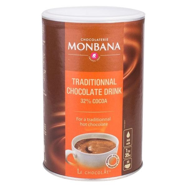 Monbana Hot Traditional Chocolate CD-121M004