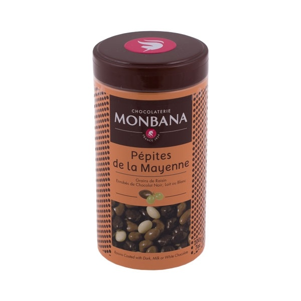 Monbana rodzynki w czekoladzie - Pepites De La Mayenne CD-11690014N