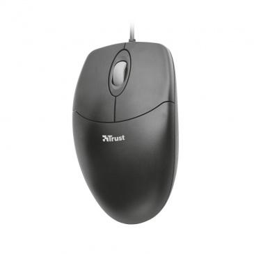 mysz komputerowa przewodowa Trust basi