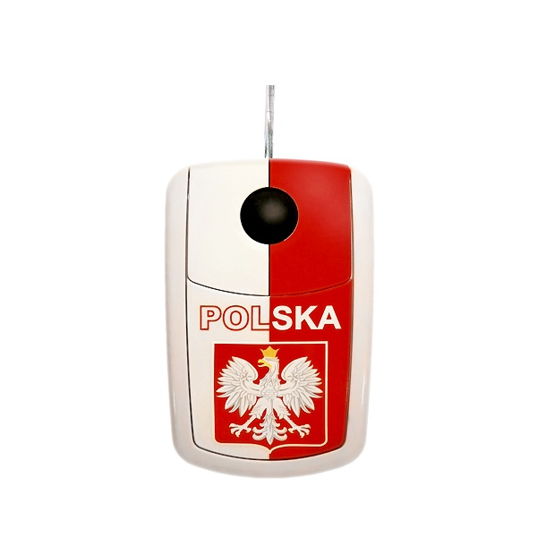 Myszka komputerowa PAT SAYS NOW Polska polska