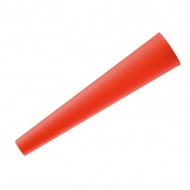 Nakładka sygnalizacyjna 16x2,6cm Ledlenser czerwona