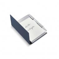 Notes z długopisem Todd, niebieski