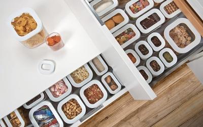 Nowoczesne pojemniki kuchenne - jakie wybrać?