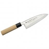 Nóż Deba 15,5cm Satake Nashiji Natural