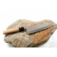 Nóż Deba 18cm Tojiro Aogami Buffalo Horn